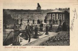 BELGIQUE - LIEGE - LIMBOURG - LA GILEPPE - Souvenir De La Gileppe - La Distribution D'eau. - Gileppe (Stuwdam)