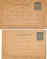 TB 188 - Entier Postal Type Sage - Carte - Lettre Piquage A  Neuve - Postal Stamped Stationery