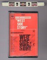 """""""WEST SIDE STORY"""" - Collector ! : Bande Originale (d'époque ) Intégrale Du Film.  T.B.E. - Audio Tapes"""