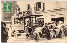 Service Quotidien d' Autobus - Soci�t� Annonn�enne -Annonay - La Louvesc (1104 ASO)