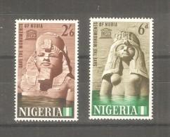 Serie Nº 153/4 Nigeria - UNESCO