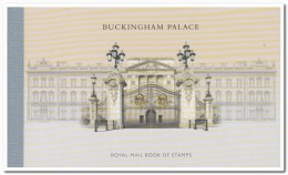 Engeland 2014, Postfris MNH, BUCKINGHAM PALACE, Prestigebooklet - 1952-.... (Elisabetta II)