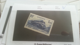 LOT 219797 TIMBRE DE FRANCE NEUF** N�340 VALEUR 17 EUROS