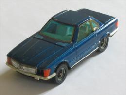 CORGI TOYS - MEREDES-BENZ 350 SL - Made In GT Britain   **** EN ACHAT IMMEDIAT **** - Corgi Toys