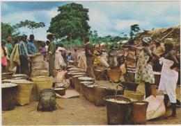AFRIQUE,AFRICA,GABON,marc Hé Aux ARACHIDES,N Gounié,NGounié,VENDEUR,VE NDEUSE,Métier - Gabon