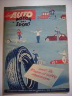 Auto Motor Sport 08. September 1951 - Automobili & Trasporti