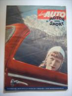 Auto Motor Sport 11. August 1951 - Automobili & Trasporti