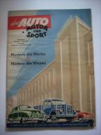 Auto Motor Sport 05. Mai 1951 - Automobili & Trasporti