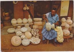 AFRIQUE ,AFRIKA,NIGERIA,METIER MANUEL,GRAVEUR - Nigeria