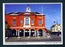 HIGH WYCOMBE  -  Guild Hall  Unused Postcard As Scan - Buckinghamshire