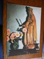 60 - CHIRY (OURSCAMPS) -  MARIE REINE IMMACULEE DANS L'ORATOIRE DES SERVITEURS DE JESUS ET MARIE - CPSM VIERGE - - Non Classificati