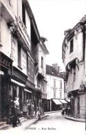 Semur - La Rue Buffon - Très Beau Plan Animé - Semur