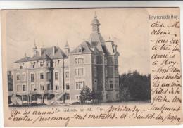 Huy, Le Chateau Du St Vitu, Environs De Huy (pk13985) - Huy