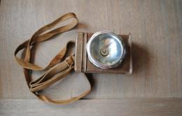 1933 CHESTLITE Universal Flashlight Co. LANTERN Washington US Patent Industrial Art Lampe De Poche - Composants