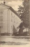 CASTELLANE  GRAND HOTEL DU LEVANT MARTINY - Castellane
