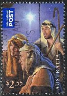 Australia 2013 Christmas $2.55 Sheet Stamp Good/fine Used [27/23781/ND] - Used Stamps