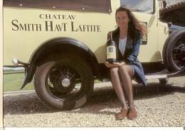 MARTILLAC: Carte Postale Château SMITH HAUT LAFITTE - Weinberge