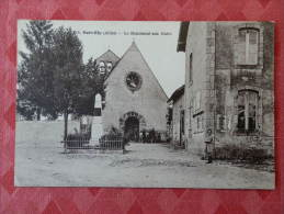 Dep 03 , Cpa  SERVILLY , 218 , Le Monument Aux Morts (009) - France