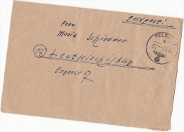1944 GERMANY Feldpost 47384 COVER To Leutkirch  Forces Military - Germany