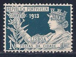 Portugal, Scott # RA3 Unused No Gum  Lisbon Postal Tax Stamp, 1913 - 1910-... Republic