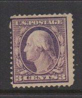 N668.-. USA / ESTADOS UNIDOS.-.1908-1909 .-. SC# : 333 .-. MNG .-. WASHINGTON .-. CAT VAL US$ 30.00 - Etats-Unis