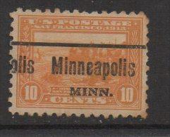 N693.-. USA / ESTADOS UNIDOS.-.1914- .-. SC# : 404 .-. USED .-. PANAMA-PACIFIC EXPOSITION ISSUE .-. CAT VAL US$ 70.00 - Etats-Unis