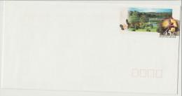 AUSTRALIA - Prepaid Envelope - Intero Postale - Mount Annan Botanic Garden, New South Wales - Round-leaved Mallee (Eu... - Postal Stationery