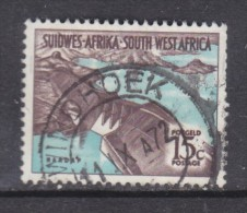 South West Africa, 1972, 15 Cents (chalky Paper),  Used - South West Africa (1923-1990)