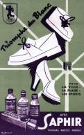 -  BUVARD SAPHIR   Pour Chaussures - 726 - Schuhe