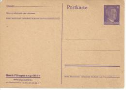 Germany 1943-44  Postkarte  6pf  (*) Mi. P 312 / 05 - Interi Postali