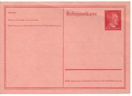 Germany 1941  Rohrpost-Karte  55pf  (*) Mi. RP 26 - Deutschland