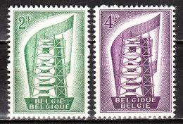 994/95**  Europa 1956 - Série Complète - MNH** - LOOK!!!! - Belgique