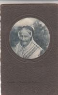 Koksijde, Coxyde, Femme De Pêcheur, Reliëfkaart (pk14019) - Koksijde