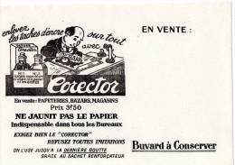 -  BUVARD  CORECTOR - 731 - Papeterie