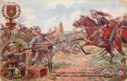 Cpa Illustrateur - La Croix De Guerre   ** Comment On La Gagne **  - Voir 2 Scans - War 1914-18