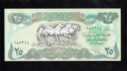 IRAQ  25 DINARS 1990 / 1411  P74a  UNC/NEUF