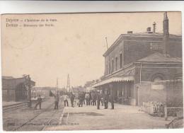 Deinze, Deynze, L'interieur De La Gare, Binnenste Der Statie (pk14044) - Deinze