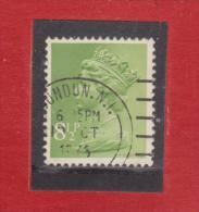 1975 - Serie Courante / Elisabeth II     Mi No 687 Et  Y&T No 765 - 1952-.... (Elisabetta II)