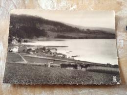 Lac De Saint Point Chaon Et L Ermitage Cpm - Besancon