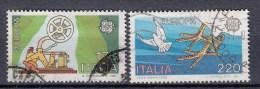 ITALIË - Michel - 1979 - Nr 1657/58 - Gest/Obl/Us - 1946-.. République