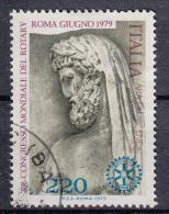 ITALIË - Michel - 1979 - Nr 1661 - Gest/Obl/Us - 1946-.. République