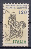 ITALIË - Michel - 1979 - Nr 1664 - Gest/Obl/Us - 1946-.. République