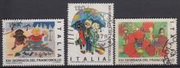 ITALIË - Michel - 1979 - Nr 1679/81 - Gest/Obl/Us - 1946-.. République