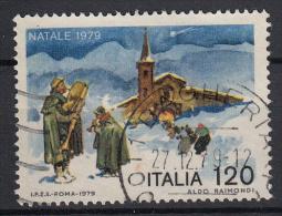 ITALIË - Michel - 1979 - Nr 1678 - Gest/Obl/Us - 1946-.. République