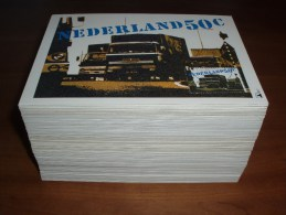 211 Maximumkaarten Philato - R1 T/m R210 (1980 T/m 1990 Compleet) - Maximum Cards