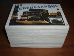 211 Maximumkaarten Philato - R1 T/m R210 (1980 T/m 1990 Compleet) - Maximumkarten (MC)