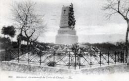 Monument Commémoratif Du Tertre De Changé - (209) - - Sin Clasificación