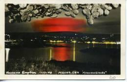 """USA037 - HAWAÏ - Mt Mauna Loa Eruption - - Volcano """"Mokuaweoweo"""" January 1949 - Non Classés"""