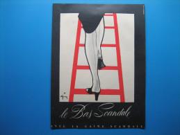 Publicité 1952  SCANDALE  (illustrateur René Gruau) - Advertising
