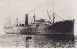 BOTANIST Charentes SS Co (T J Harrison) Was HMAT A59 ANZAC Troopship Modern Ship Postcard - Commercio
